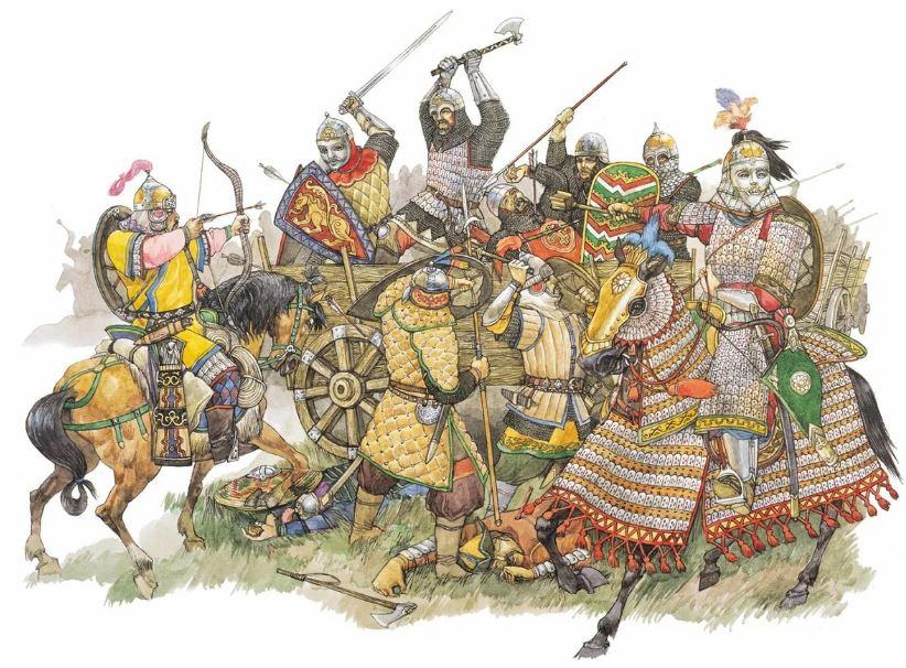 Битва на р.Калка