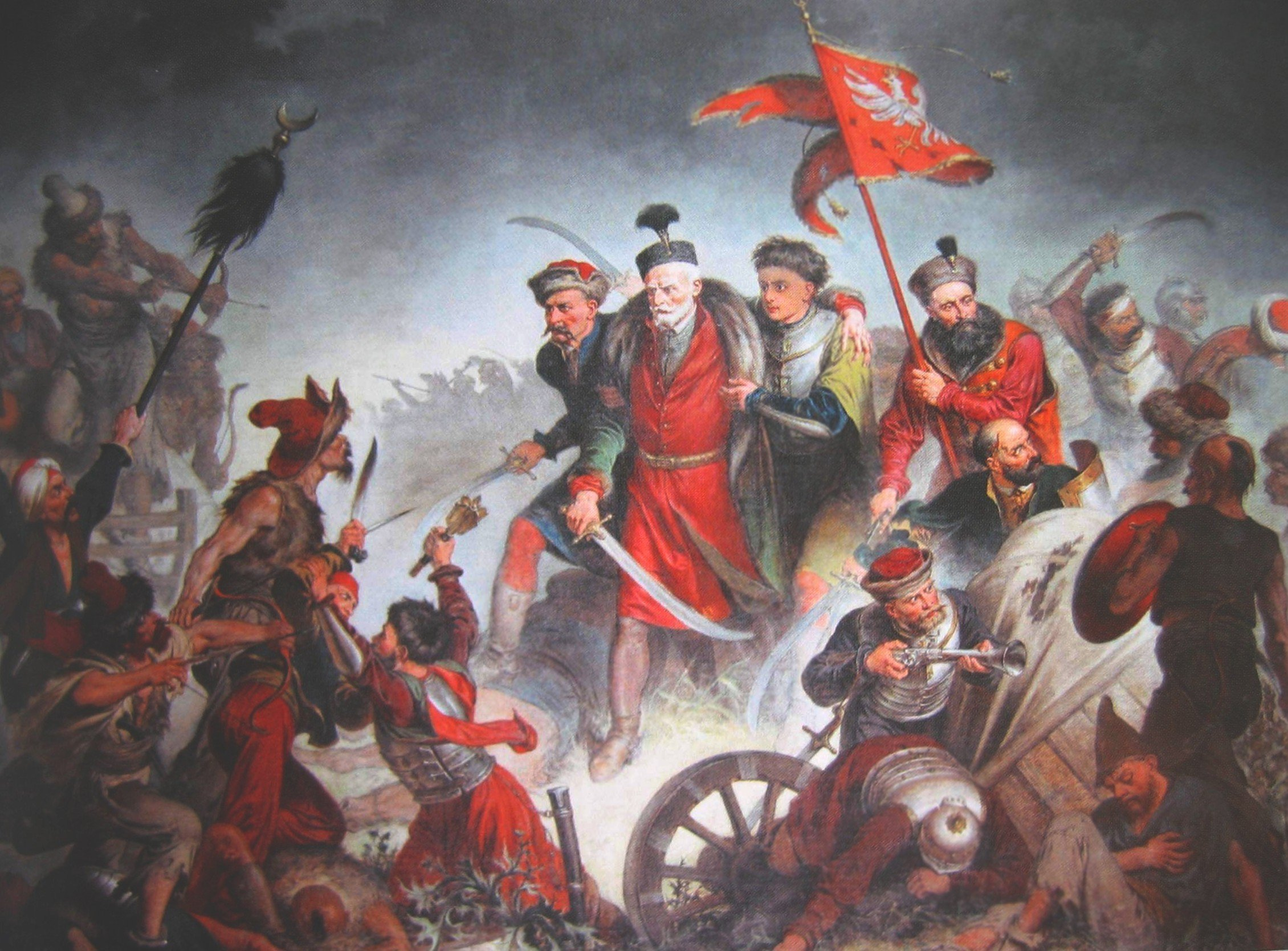Цецорская битва