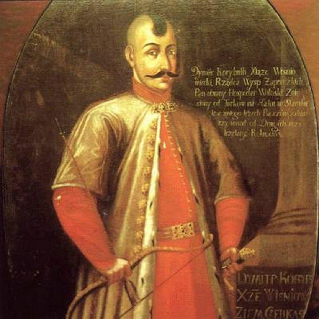 Дмитрий Иванович Вишневецкий — волынский православный магнат из рода Вишневецких.  Участвовал в морских походах казаков.