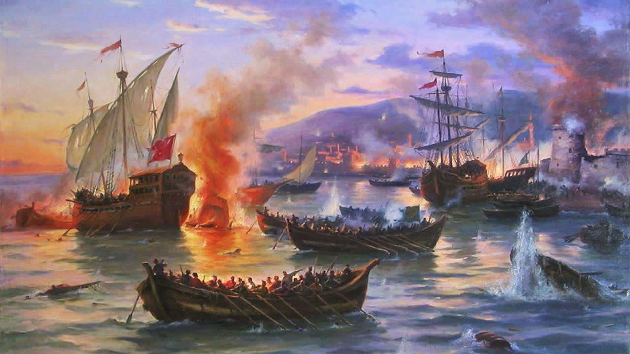 Казацкая «Чайка»: история легендарных кораблей