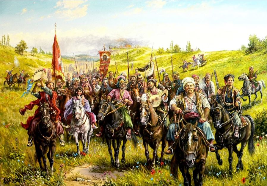 Возникновение запорожского казачества