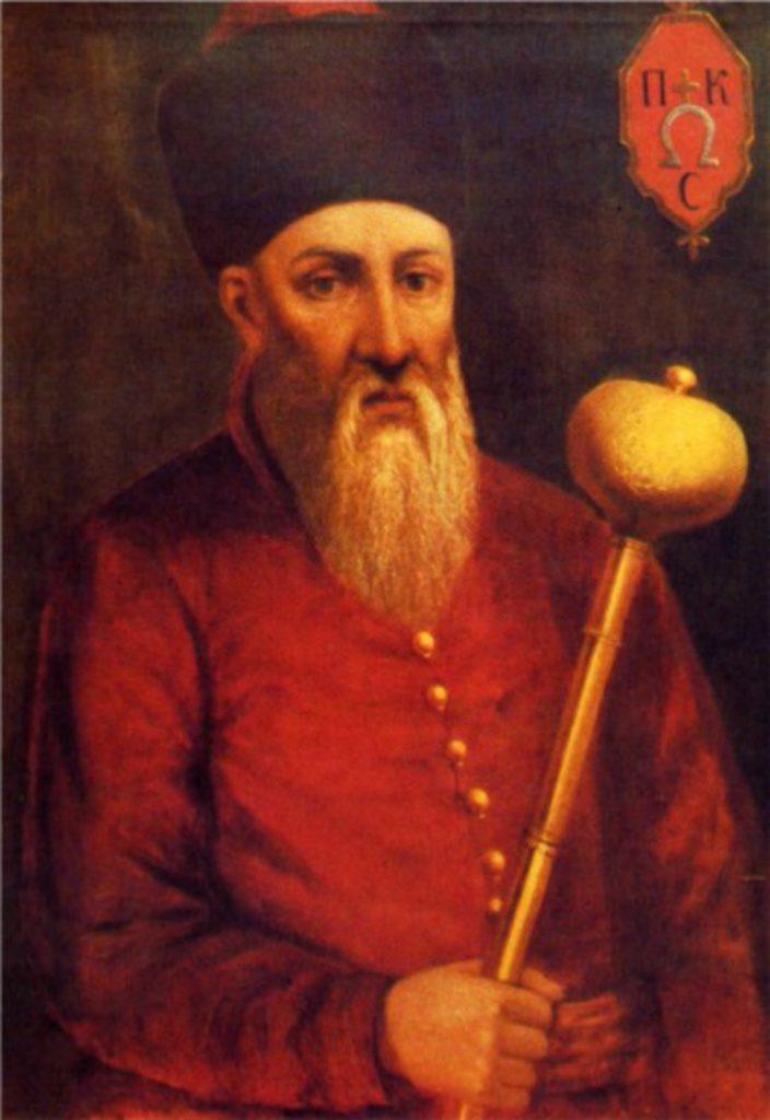 Петр Конашевич Сагайдачный