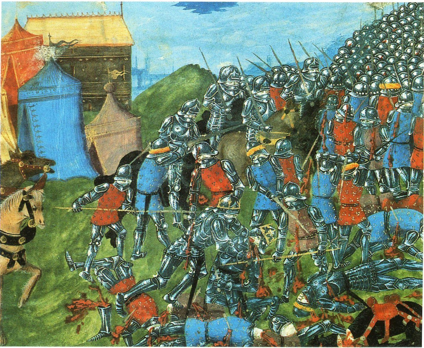 Битва при Вуйе, или как начался путь от Галлии к Франции