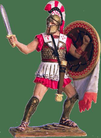 Афинский гоплит