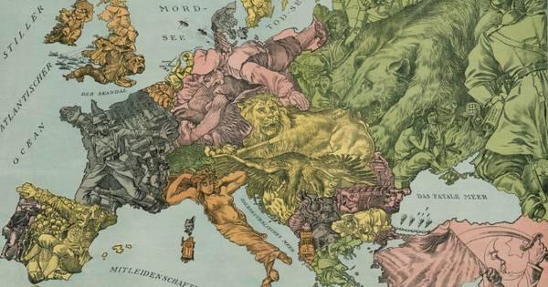 Как изменилась Европа после Первой мировой войны?