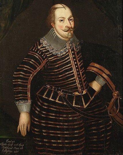 Карл IX, Король Швеции