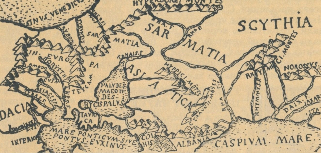 Форпост Римской империи на Дону — Танаис