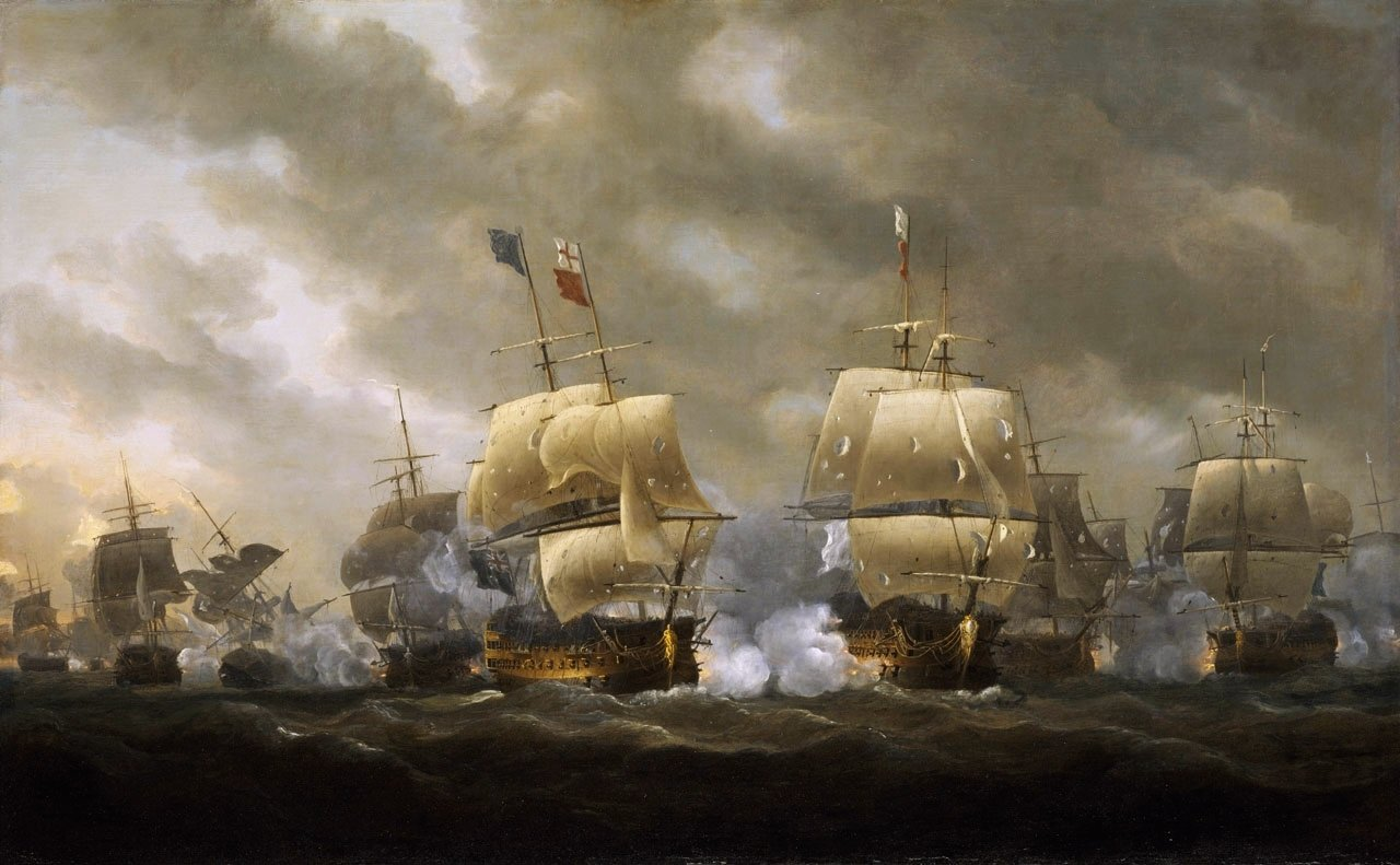Флот Британии