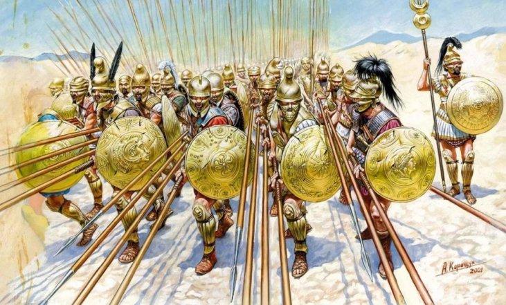 Александр Македонский и его стремление к мировому господству