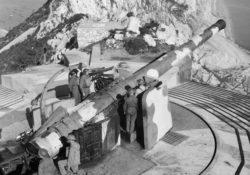Британская армия на Гибралтаре