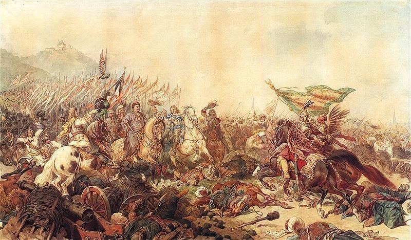 Венская битва 1683 года:битва пяти воинств