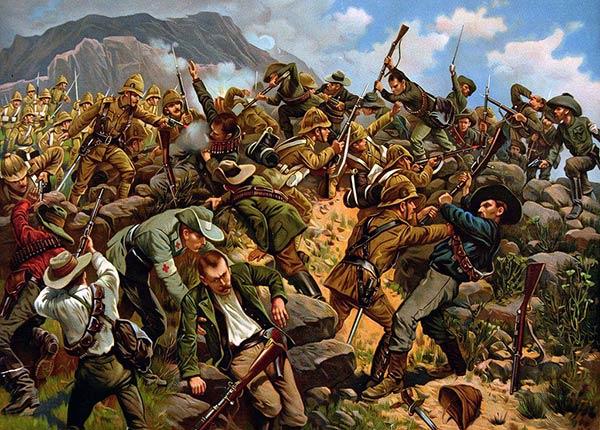 Англо-бурская война 1899–1902 гг.: начало конца Британской империи