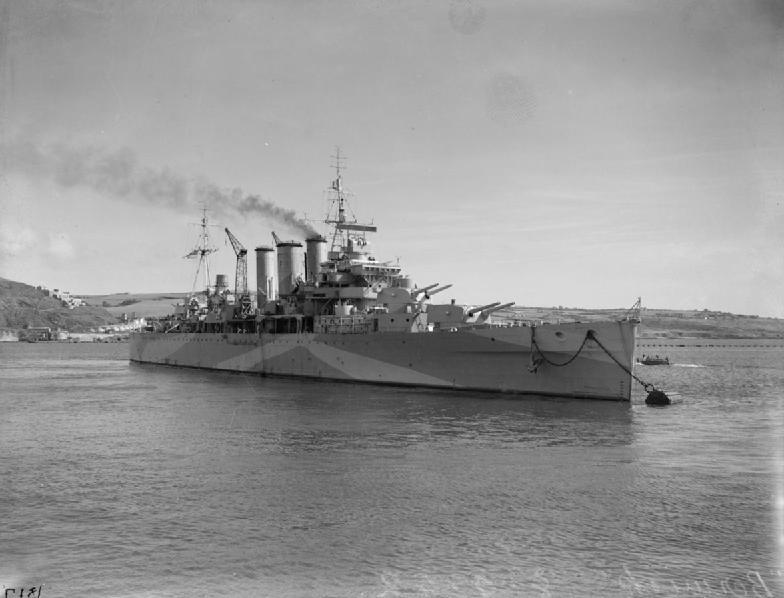 Тяжёлый крейсер «Бервик»