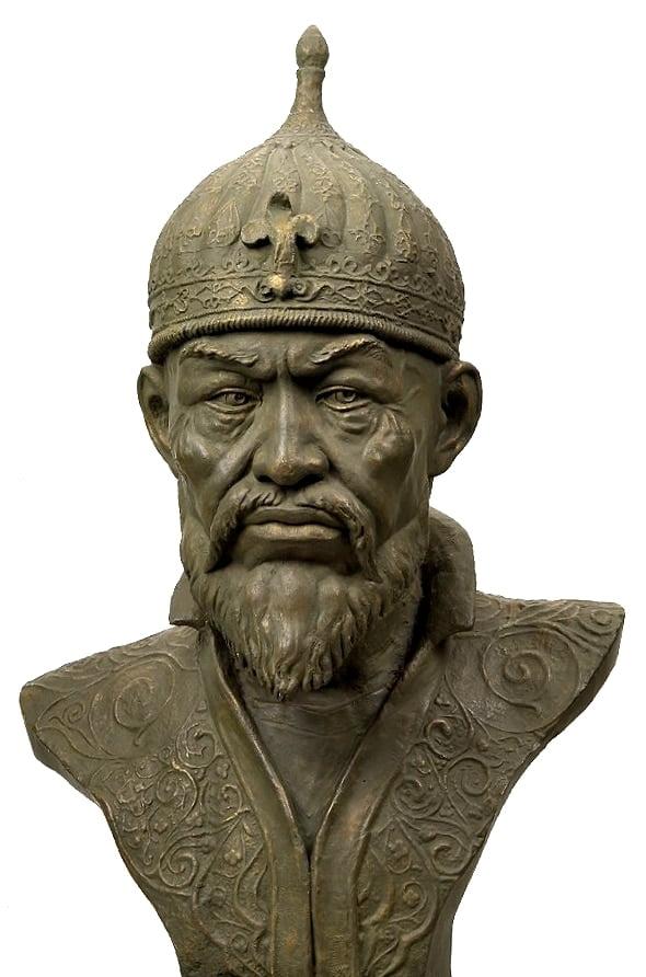 Тимур/Тамерлан (1336-1405).
