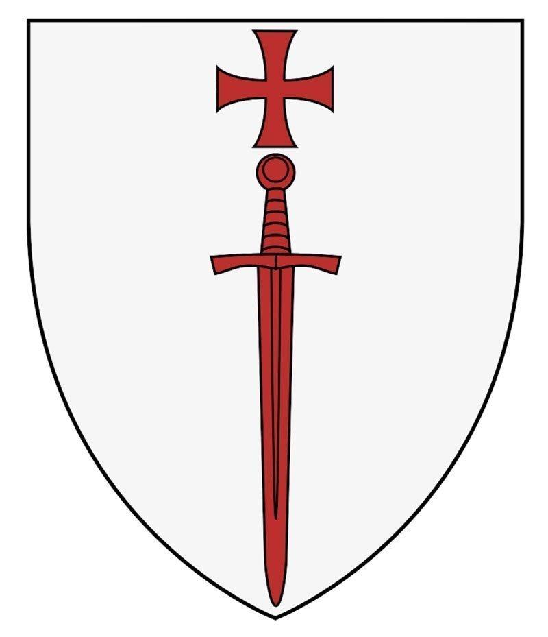 Герб Ордена меченосцев