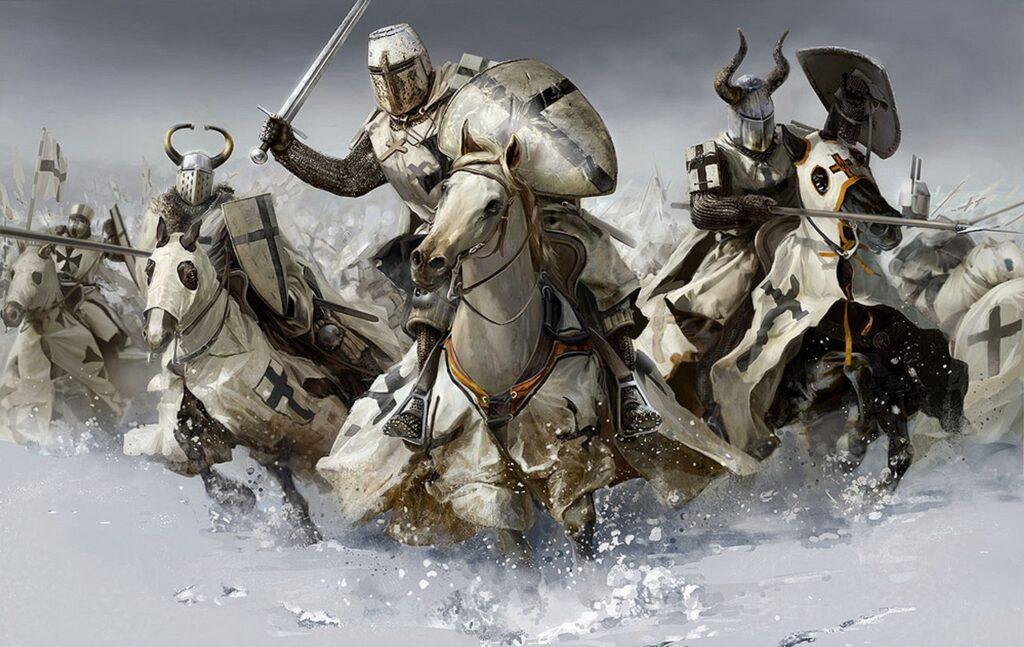 Тевтонский орден в боях за Пруссию