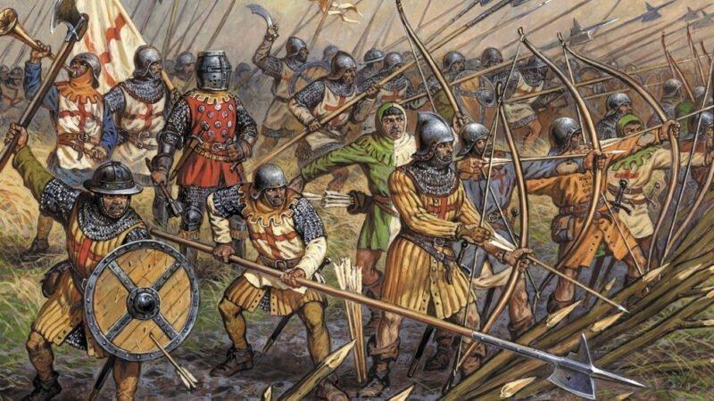 Битва при Креси: ключевое сражение Столетней войны