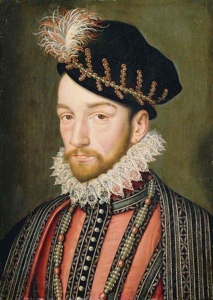 Король Карл IX Валуа