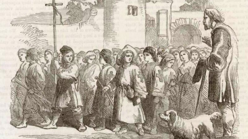Детский крестовый поход