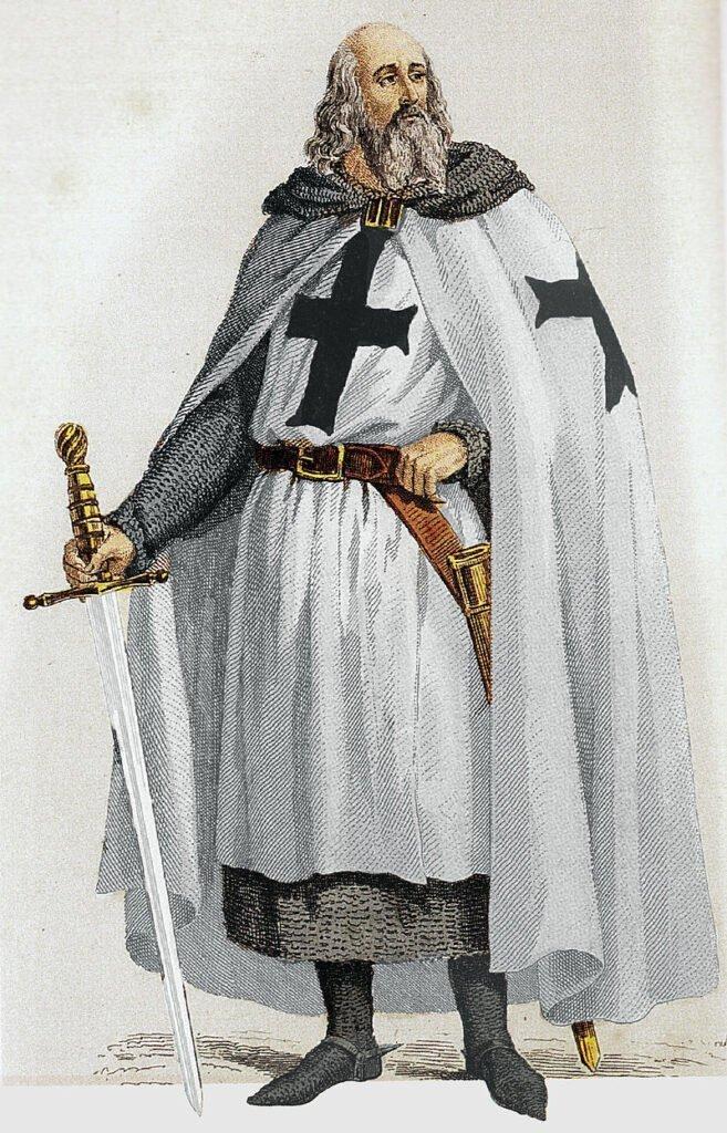 Жак де Моле, велкий магистр ордена Тамплиеров
