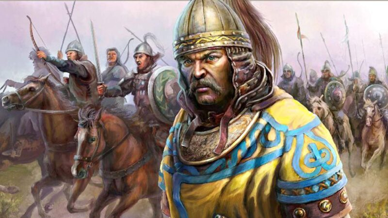Хан Котян:виновник поражения в битве на р.Калка