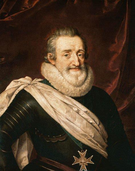 Генрих IV (Бурбон)