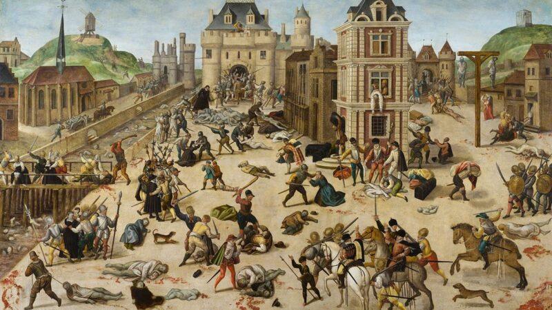 Варфоломеевская ночь: почему убивали гугенотов?