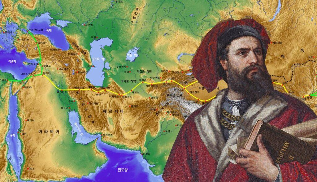 Марко Поло и Великий Шелковый путь