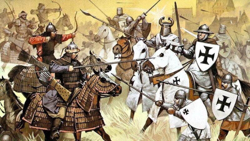 Западный поход монголов: причины отступления монголов из Европы