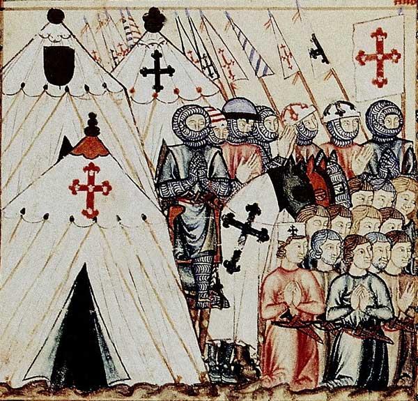 Испанские крестоносцы