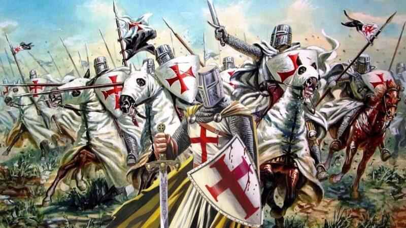 Тамплиеры: история ордена рыцарей-храмовников