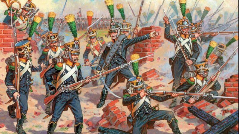 Вольтижёры – спецназ времен Наполеоновских войн