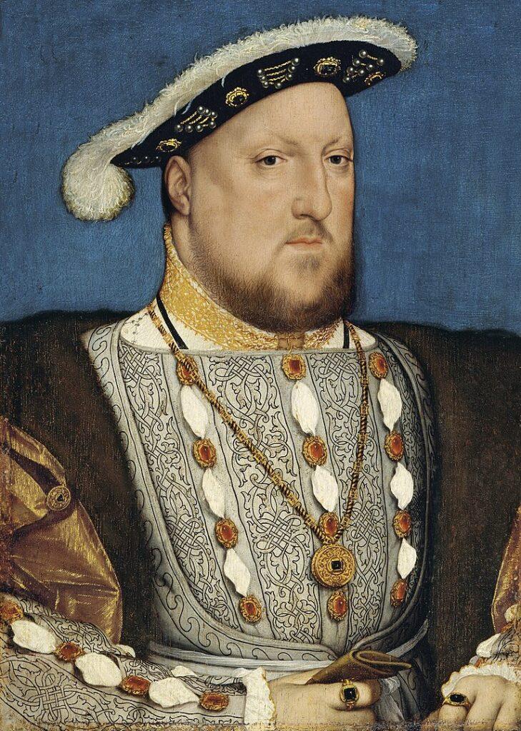 Король Англии Генрих VIII