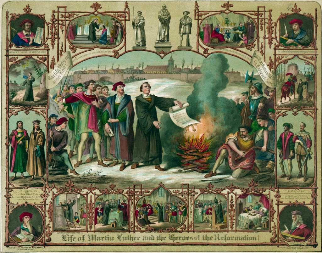 Реформация в Англии