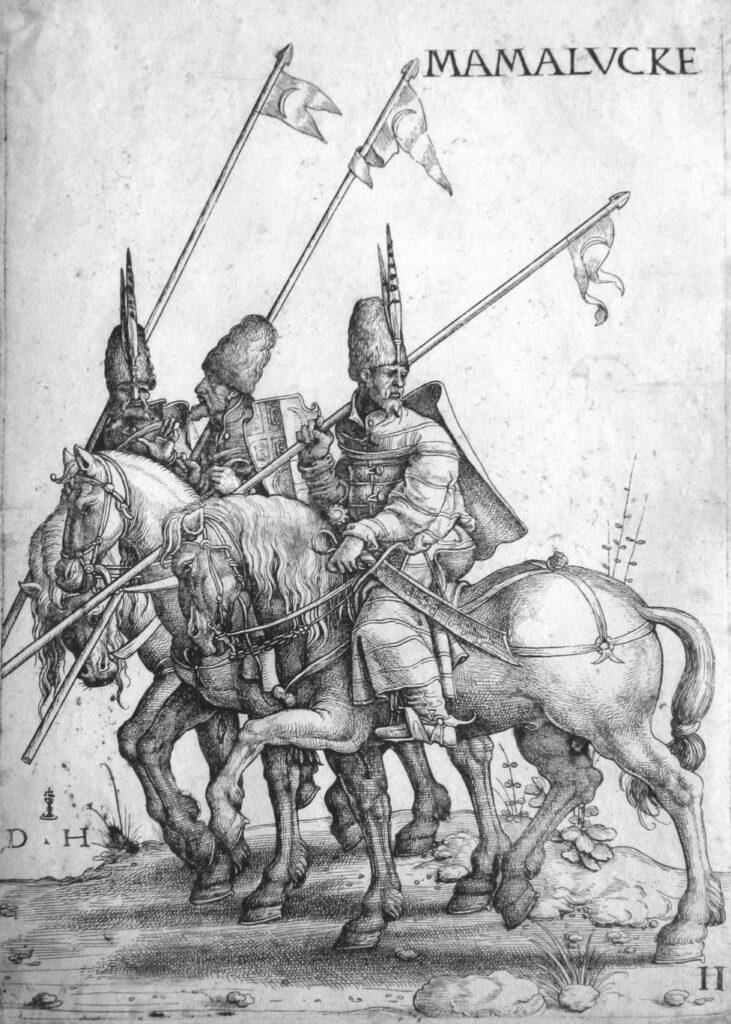 Славянские мамлюки начала XVI века.