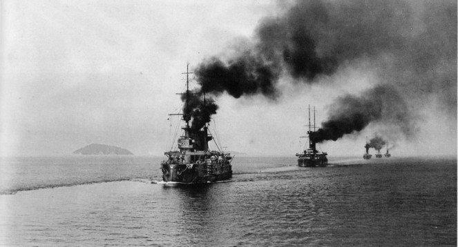 2-ая Тихоокеанская эскадра