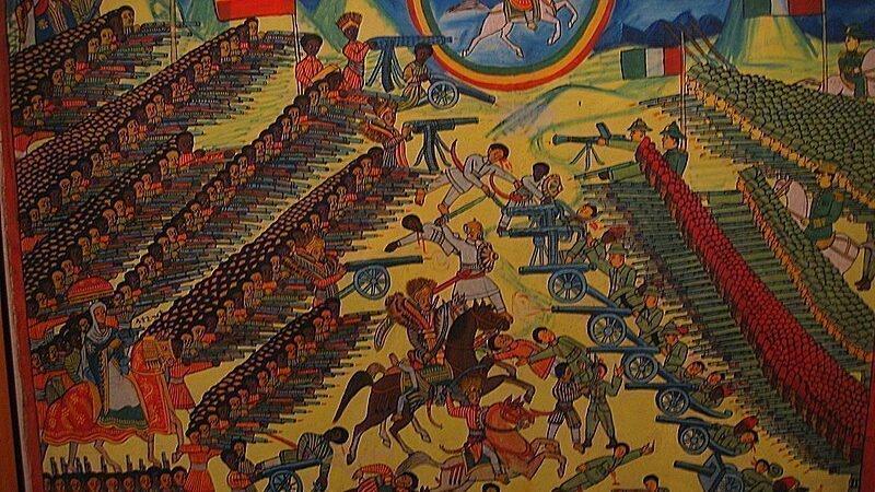 Война Италии против Эфиопии и план Хора–Лаваля