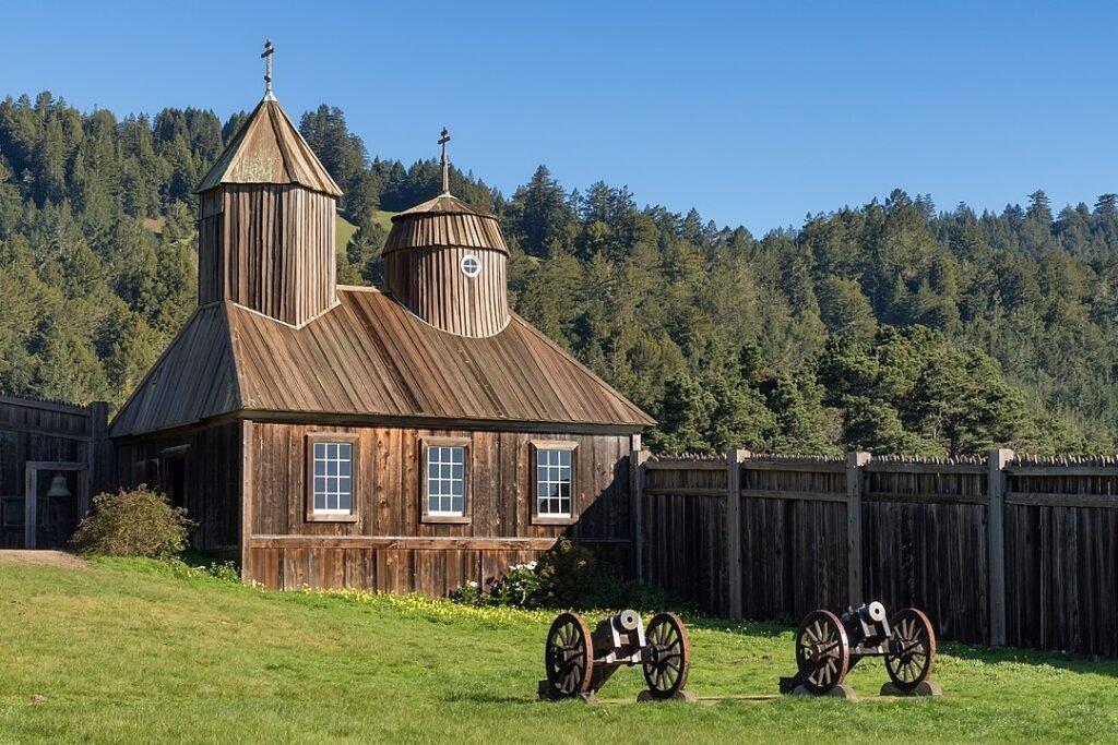 Крепость Росс, Калифорния