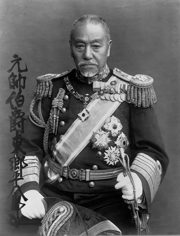 Адмирал маркиз Того Хэйхатиро