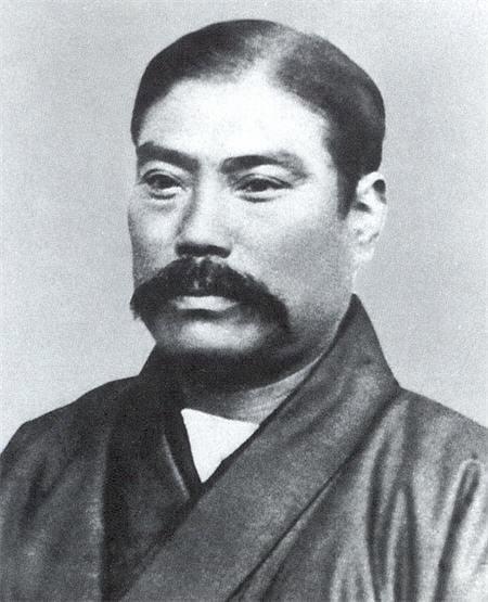 Ятаро Ивасаки (Yataro Iwasaki), основатель Mitsubishi, 1835—1885