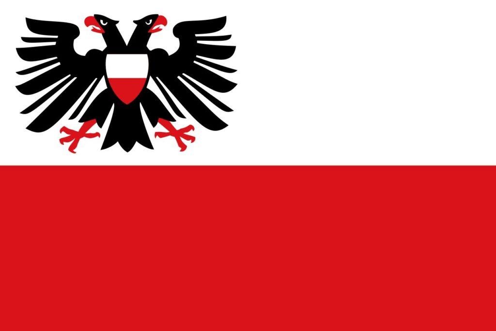 Флаг Ганзейского города Любека