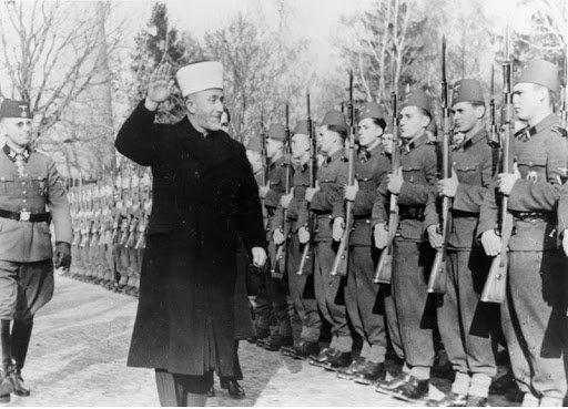 Пропаганда Третьего Рейха на Ближнем Востоке