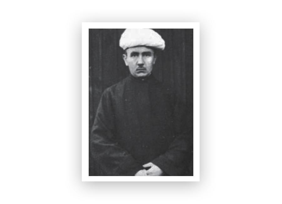 Алимжан Идрис (1887–1959). Полиглот и переводчик Mein Kampf на фарси по заказу руководства СС