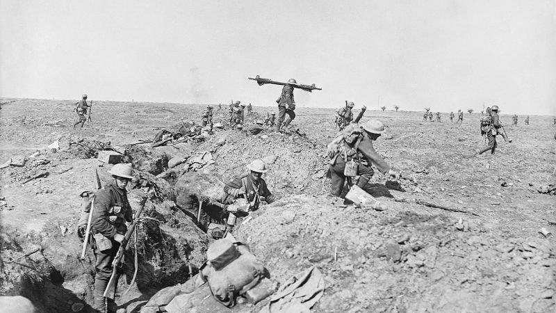 Британские экспедиционные силы: ключевые сражения Первой мировой войны