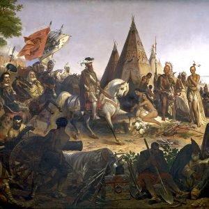 Почему возникла Испанская колониальная империя?