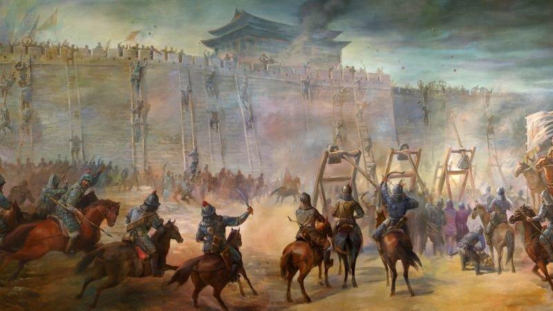 Причины военных успехов татаро-монголов