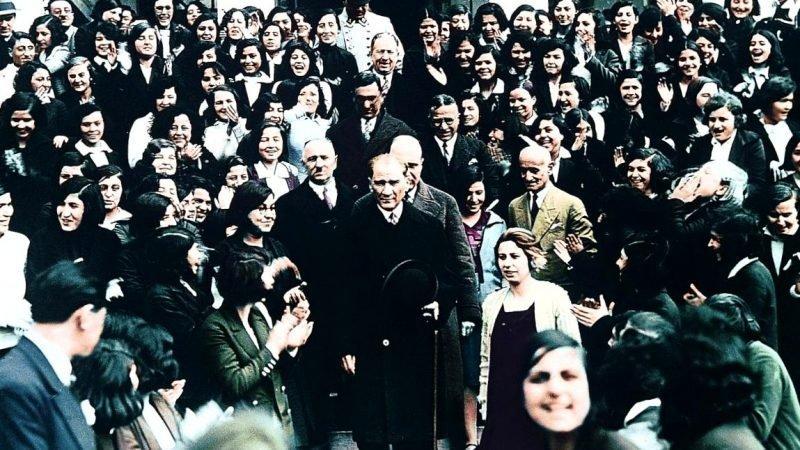 Мустафа Кемаль Ататюрк – отец современной Турции