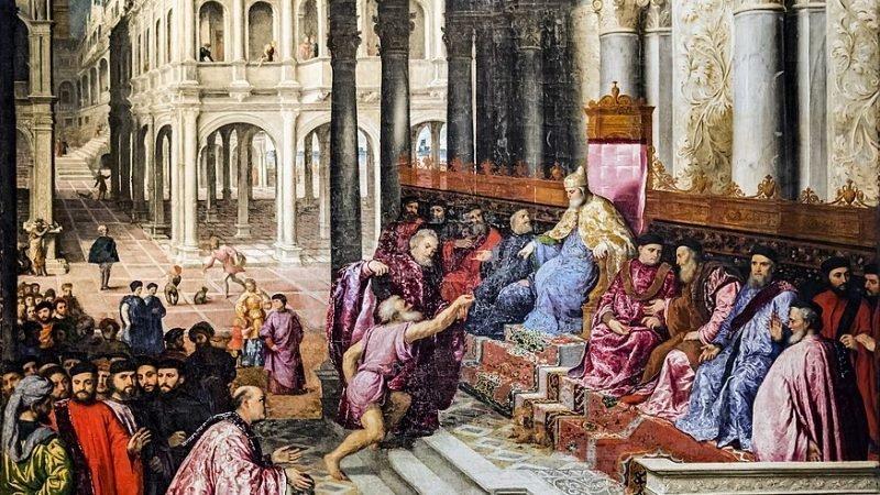 Как проходили выборы в Венеции