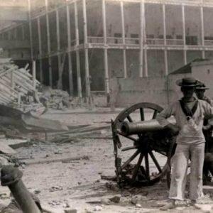 Англо-занзибарская война – самая короткая война в истории