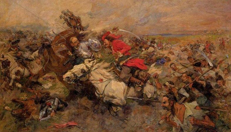 Максим Кривонос – прославленный казацкий полковник
